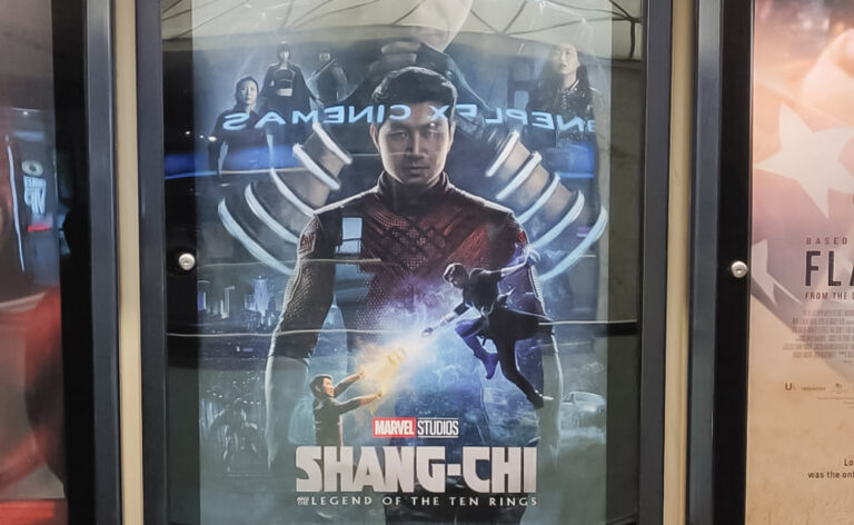 Shang-Chi and the Legend of Ten Rings—dethroning the superhero stereotype Hometown hero becomes the latest star to join the fight for film diversity.