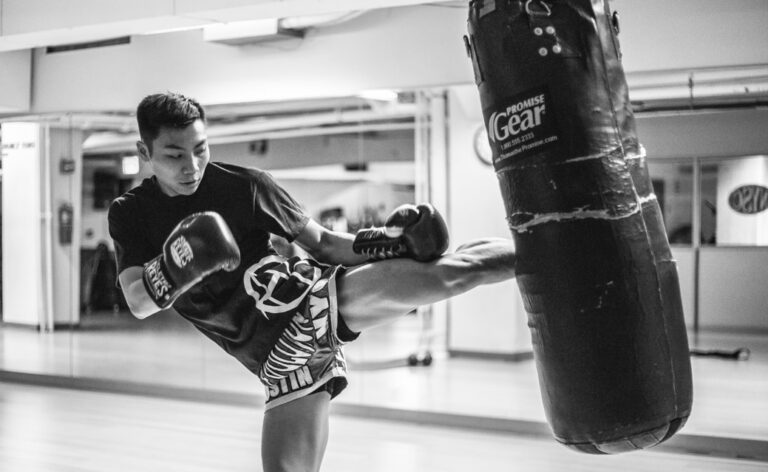 Weekly exercise series: Kickboxing Kickboxing offers a fun way to improve fitness, lower stress levels, and improve mental health.