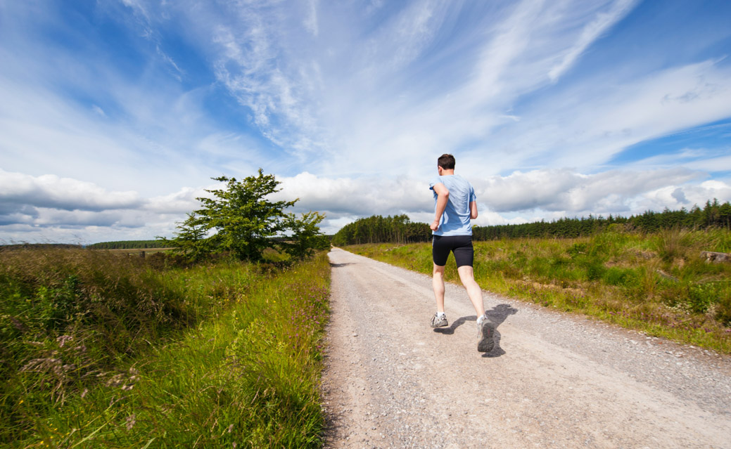 Long-distance running