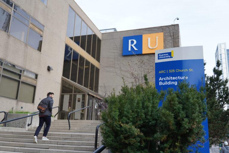 Ryerson University announces name change