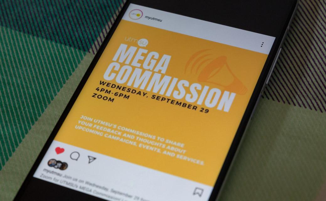 UTMSU Mega Commission