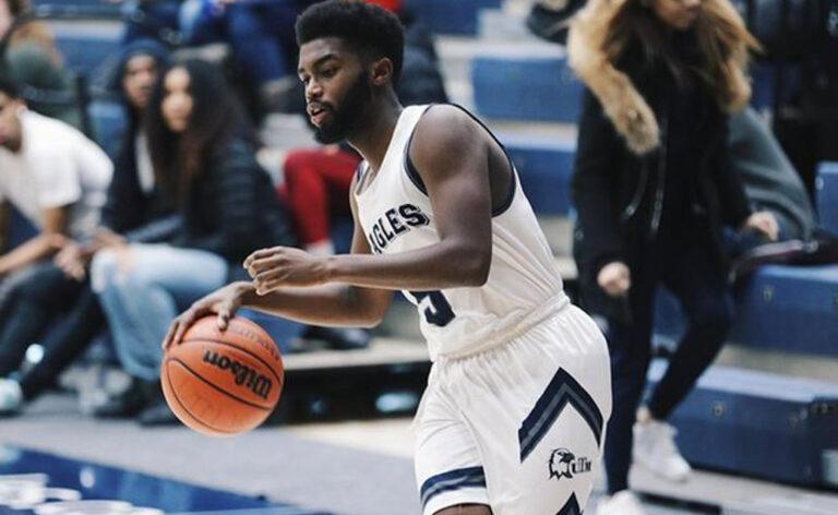 Manjang's Next Chapter: Former Eagle signs first pro basketball deal